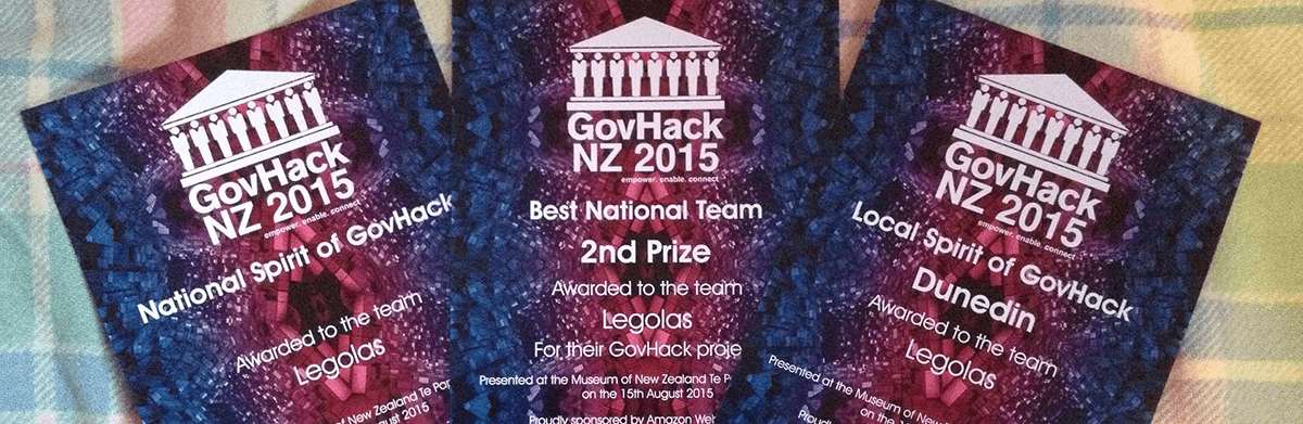 GovHack 2015 NZ Awards! feature image